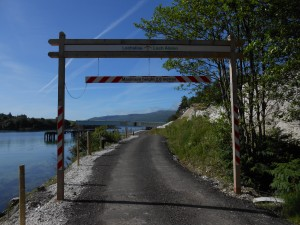 Cala Loch Alainn Access
